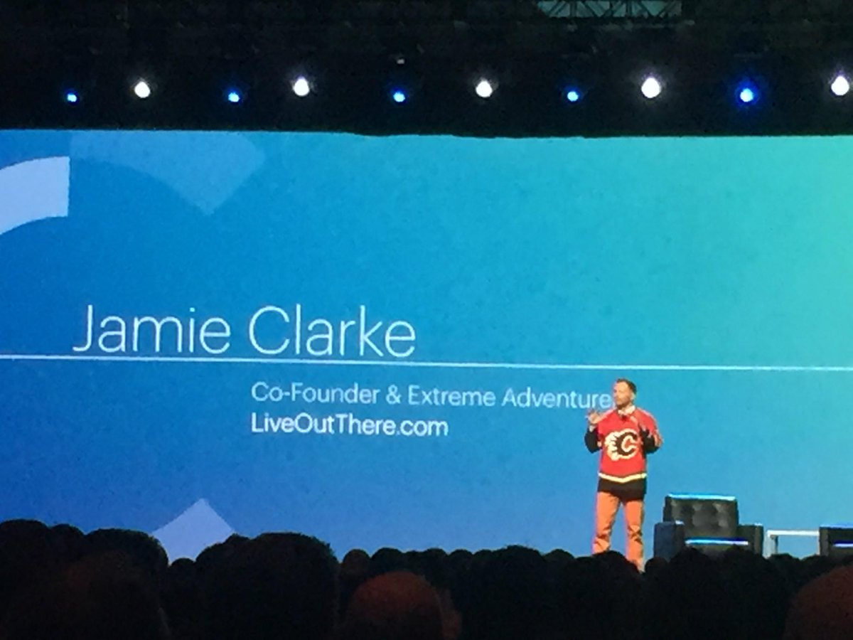 IMEX_GS: Great keynote from #JamieClarke ! #ImagineCommerce http://t.co/kqFq6MGR12
