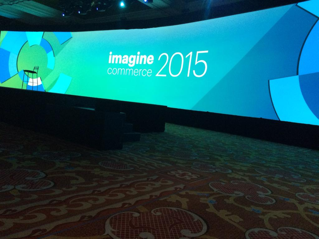 mediawave_trend: Day 1 at #ImagineCommerce Conference in Vegas http://t.co/NcTow4ZMwJ