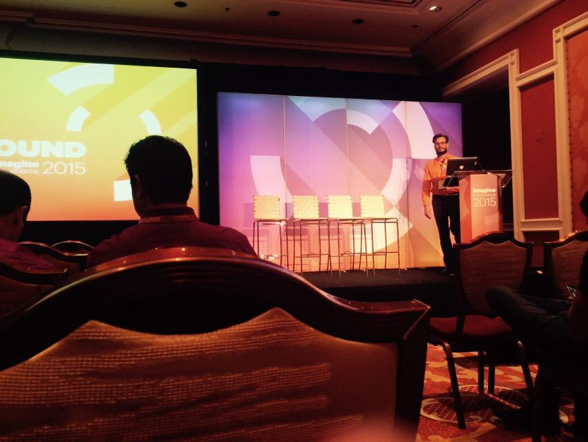 Shessvy: #UnstoppableEcommerce great talk by @PEER1 n#ImagineCommerce n#CommerceUnbound http://t.co/bCqLYXhnBe