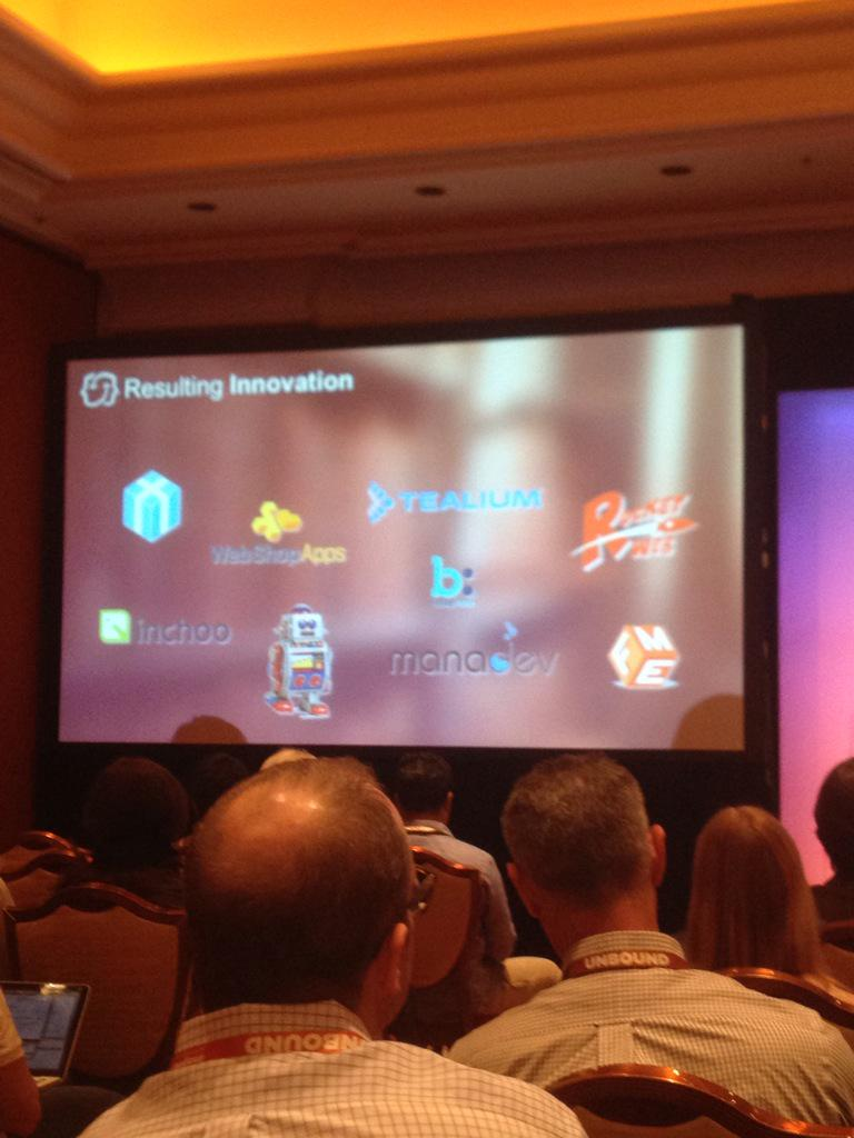 MagentoFeedle: In good company at #ImagineCommerce - a showcase of extensions TheGreatCourses is using on their website http://t.co/jW4r1IukDx via inchoo