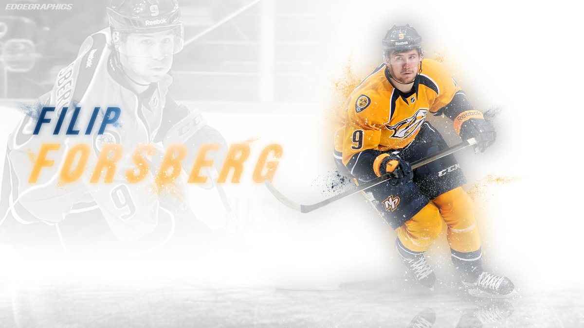 Edge On Twitter Filip Forsberg Wallpaper Download Here Tco 1OWTlhcQGS Nashville Predators Nhl Preds VdD2BJ5e22