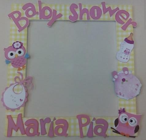 Decoraciones ladd on twitter decoracion baby shower - Decoracion de marcos para fotos ...