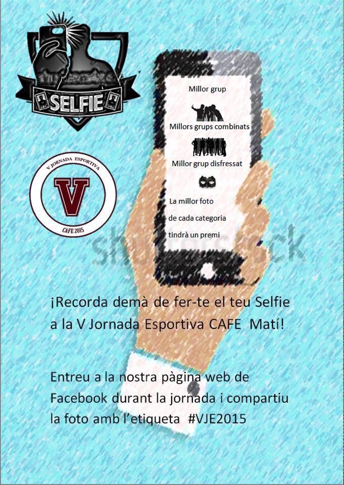 Demà, a la V Jornada @BlanquernaCAFE fes-te una selfie!! #vje2015 http://t.co/fO7q67Y0g6
