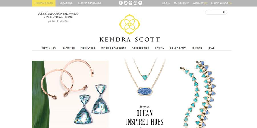 MagentoFeedle: Fashion retailer kendrascott is growing 220% YOY with the help of Magento Enterprise Edition #ImagineCommerce http://t.co/7IY5UN3eRz via …