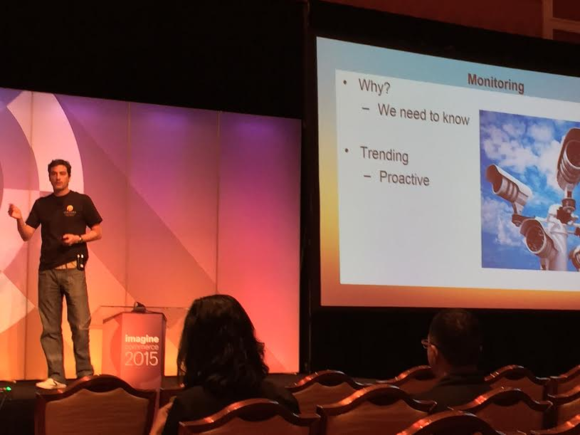 nexcess: Max from @Percona has taken the stage at #ImagineCommerce. Now we get to sit back and listen :) #MySQL http://t.co/UuLYJQUMYa