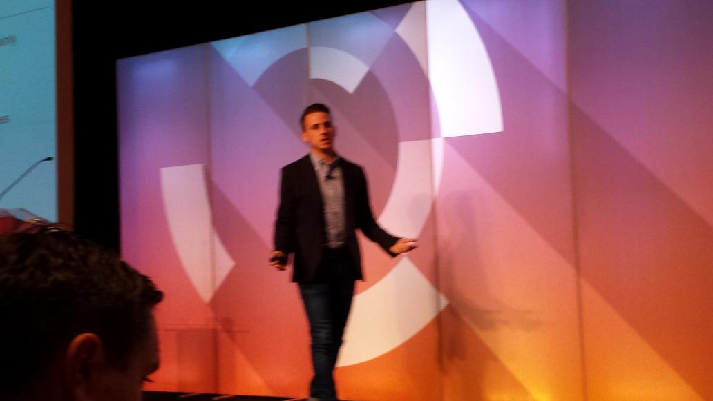 Psychobel: Nailing his technical magento seo presentation. @paulnrogers #ImagineCommerce http://t.co/ISwxyHrRVc