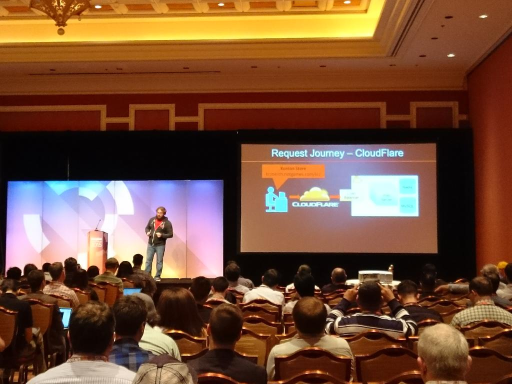 magento_rich: Jason Rose @riotgames discussing infrastructure. #ImagineCommerce http://t.co/bsLYYKlZ4l