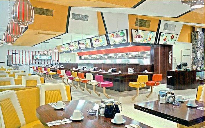 lost los angeles on twitter sambos coffee shop hows that for mid century modern httptcod3s98ikoif - Midcentury Cafe 2015