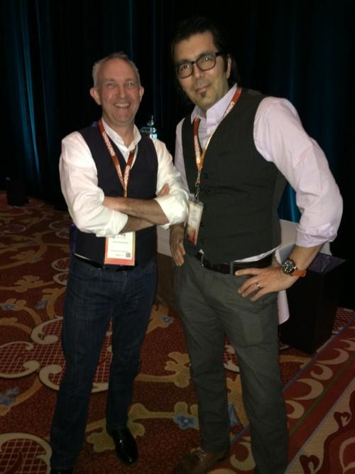 Veselina_Buie: Unbound style at #imaginecommerce: @chayman @titaniumsky @magento http://t.co/tMKhZzOHH1