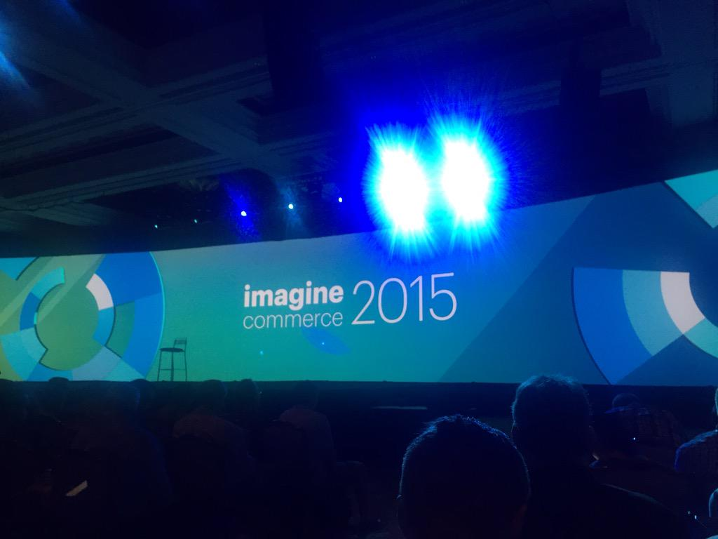 sinfin_c: #ImagineCommerce http://t.co/XWXbJtC4A8