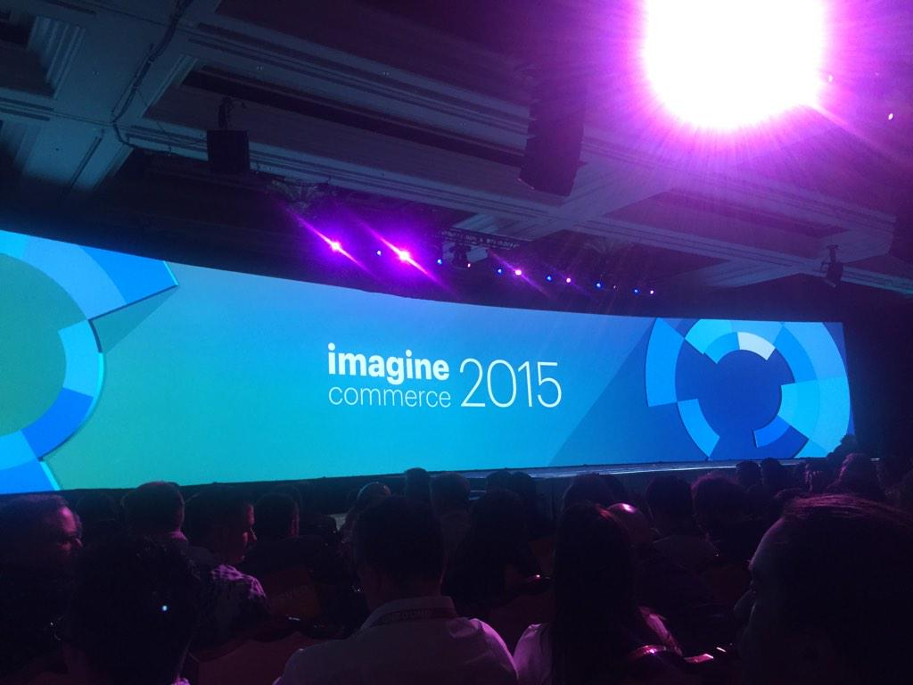 VirgilGhic: #MagentoImagine amazing conference so far! http://t.co/yAAZcvX4Ut