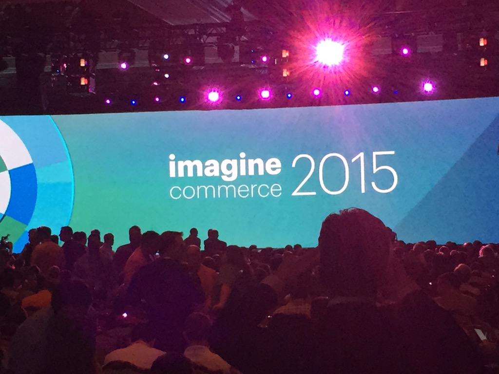 ARemienHansen: Keynote II at #ImagineCommerce http://t.co/PBt8YQtQP3