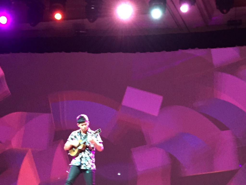 DCKAP: Getting ready for the most awaited keynote #ImagineCommerce http://t.co/3kJV3nQXH8