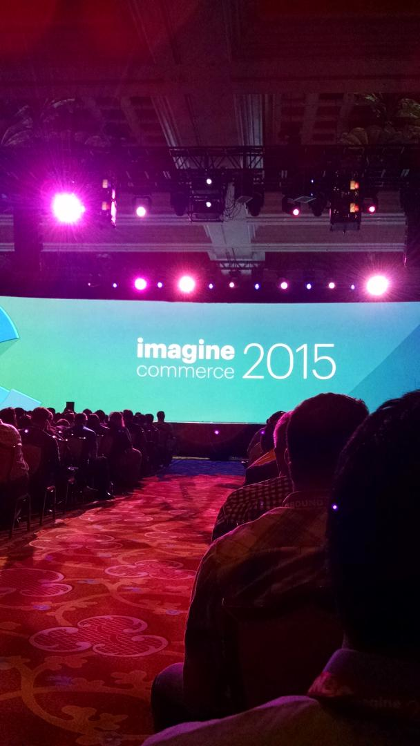 barbanet: We're ready #imaginecommerce http://t.co/nKMGi0qtUd