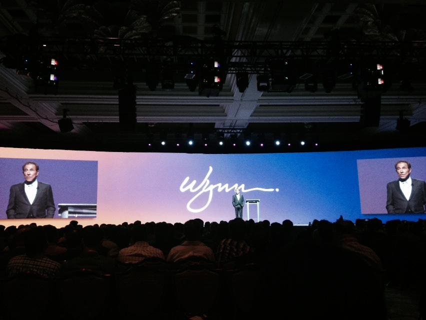 _jacurtis: Steven Wynn speaking at #ImagineCommerce in #lasVegas http://t.co/ixeov4Z5vX