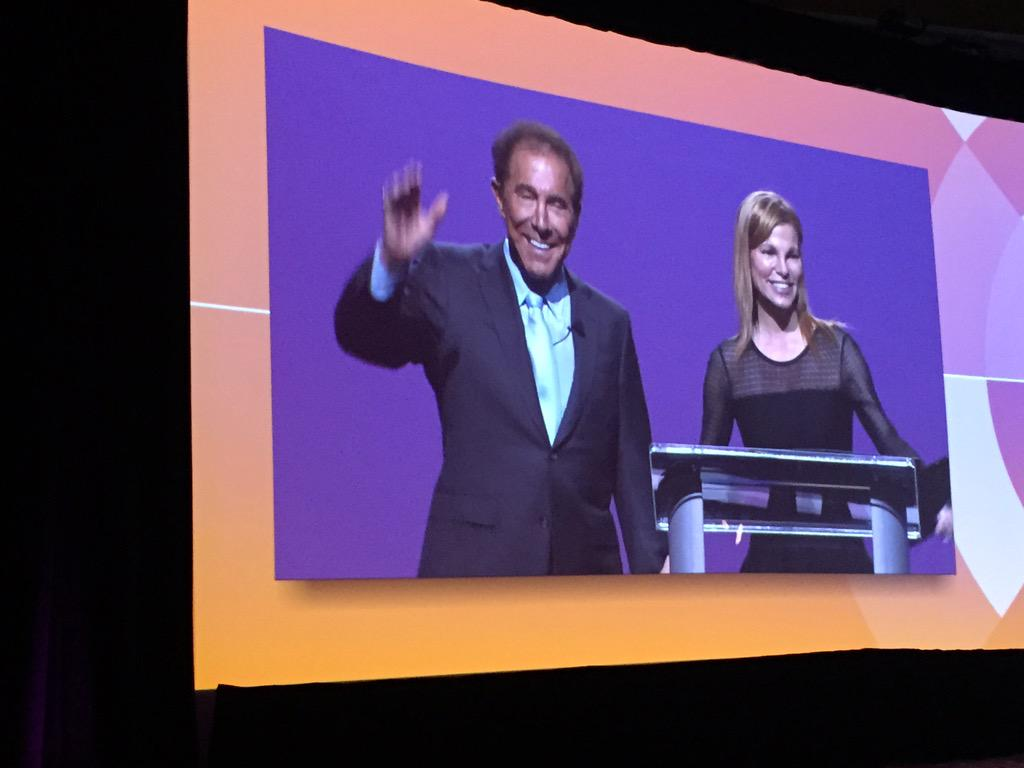 MagentoKeren: @MagentoKeren: 'People are the only thing that make people happy' @SteveWynn_ #ImagineCommerce http://t.co/RQdnJSIYbY