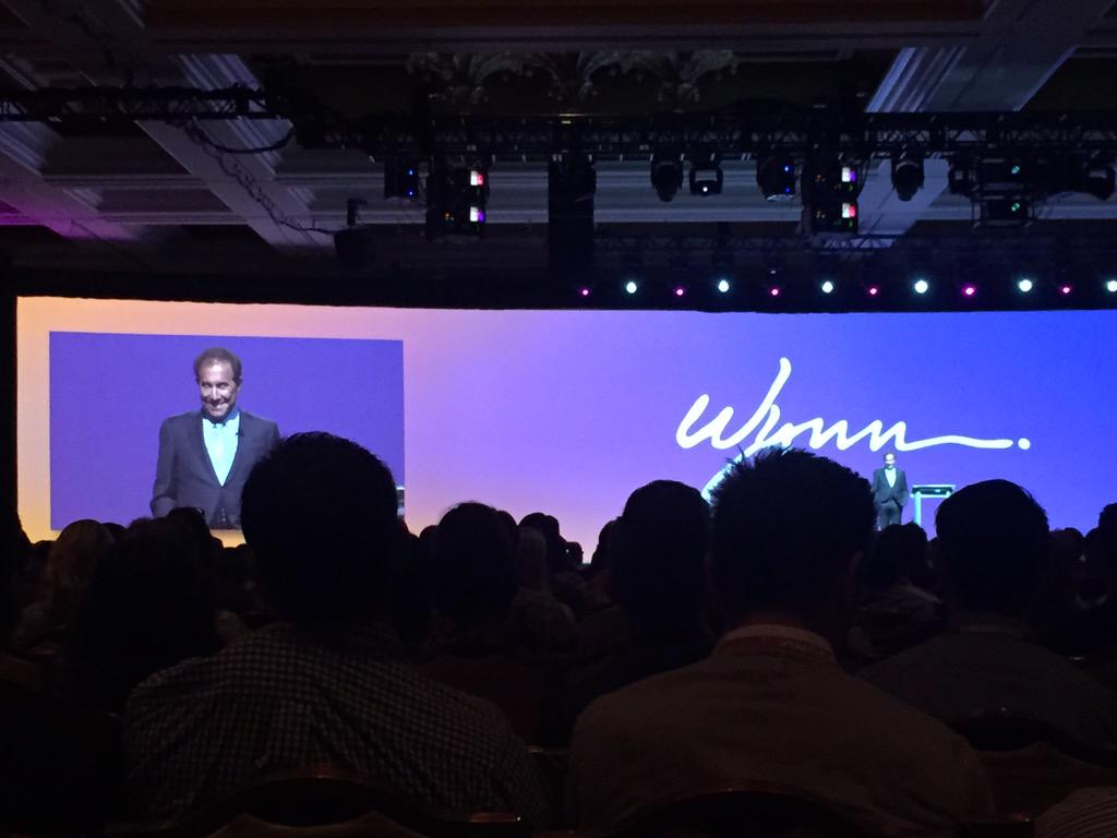 prades_maxime: Pretty neat to listen to Steve Wynn at #ImagineCommerce 2015. Inspiring advice about customer service http://t.co/PuOxIaM7RY