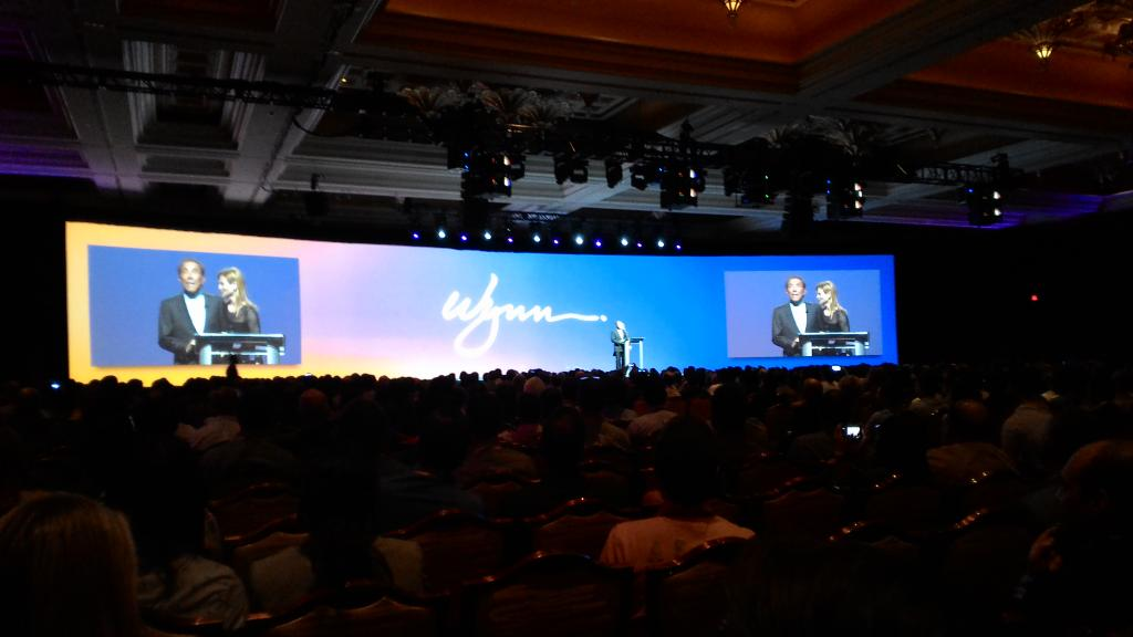 sergey_lysak: Steve Wynn is on stage at #ImagineCommerce http://t.co/rbc2ynyvjp