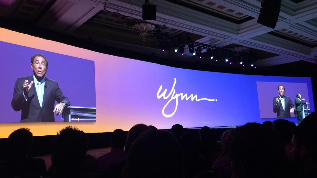 benmarks: New level of keynote speaker awesomeness? A guy who has a podium brought out to casually lean on! #ImagineCommerce http://t.co/XyeEUwx1gZ