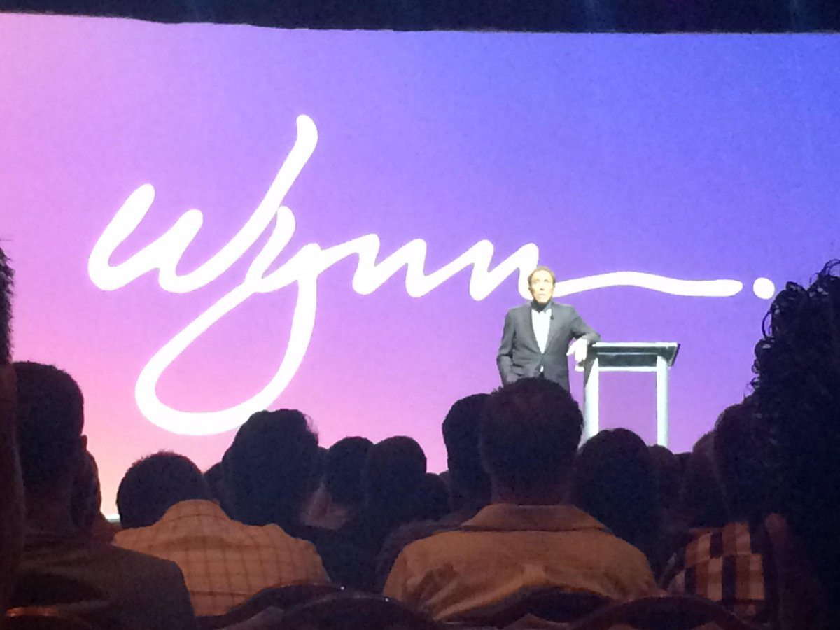 akent99: Steve Wynn on stage at #imagineCommerce - 'what matters most is your customer experience' http://t.co/FgYQLvcGr7