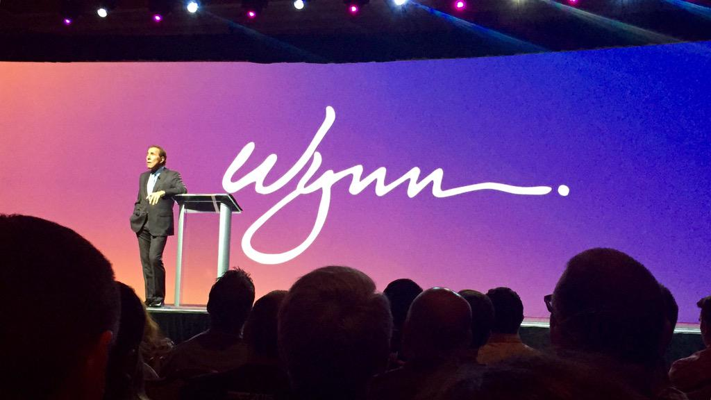 ericerway: Listening to Steve Wynn and his thoughts on Guest Experience. Our worlds are closer than you think. #ImagineCommerce http://t.co/lyJStULZhG