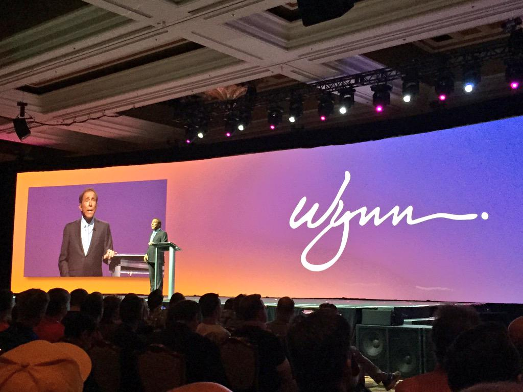 EllyDeutch: 'People are the only thing that make people happy' - Steve Wynn #ImagineCommerce http://t.co/2nfvKhDLc7