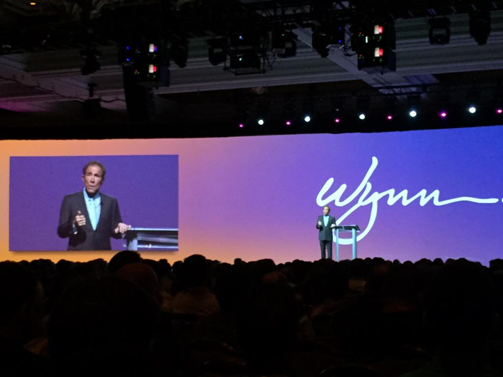 JakeGasaway: How do you create a culture, not a payroll? - Steve Wynn #ImagineCommerce cc: @StitchLabs http://t.co/HhsW3DX6MY