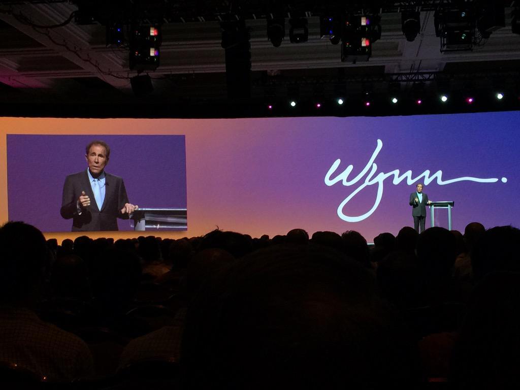 ImranVirk: @WynnLasVegas @MyBuys @magento great 2 hear Steve Wynn's keynote, focus on #CustomerExperience #ImagineCommerce http://t.co/qInNUYBkkW
