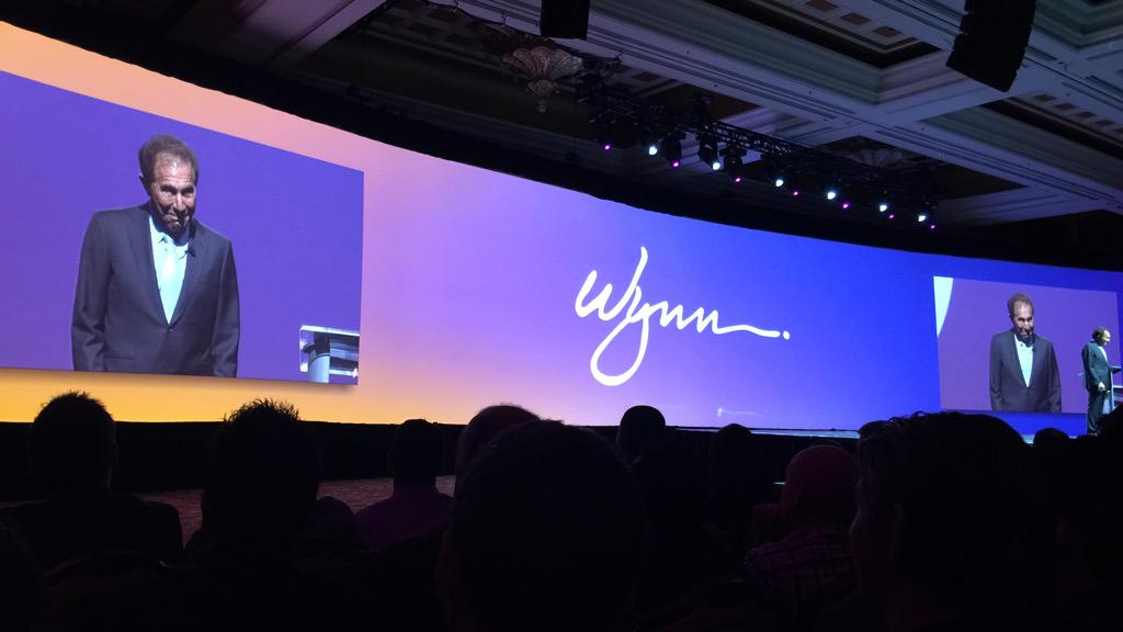 benmarks: 'If there's a culture among the 10,000 employees at @WynnLasVegas, you'll KNOW it.'nn- Steve Wynn @ #ImagineCommerce http://t.co/5IxShBtd3v