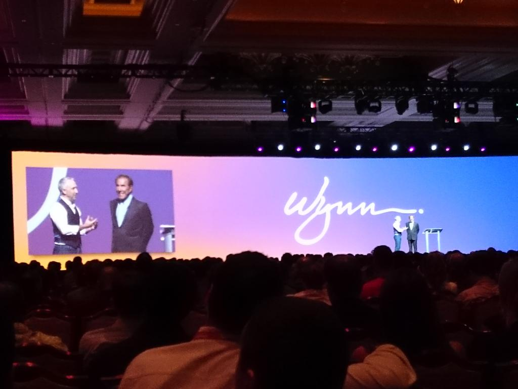 magento_rich: 'Call me Steve.' #ImagineCommerce @magento @chayman http://t.co/yOhOXGYE39