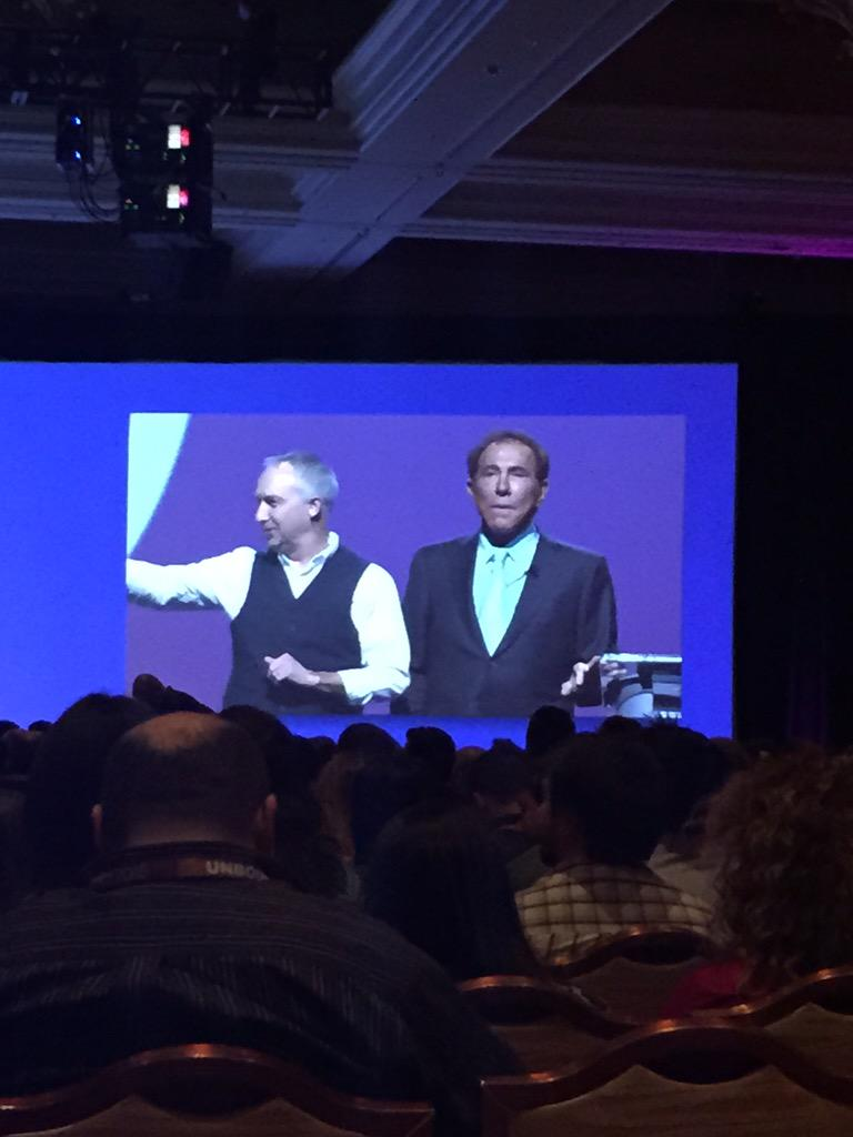 caseybecking: Don't do layoffs. Awkward! #ImagineCommerce http://t.co/kAanhz6bRR