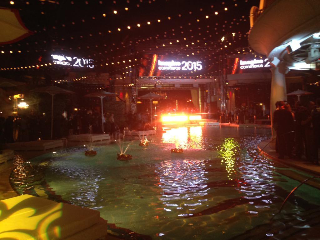 SheroDesigns: #ImagineCommerce legendary party 2015 http://t.co/d9c7LPn2YO