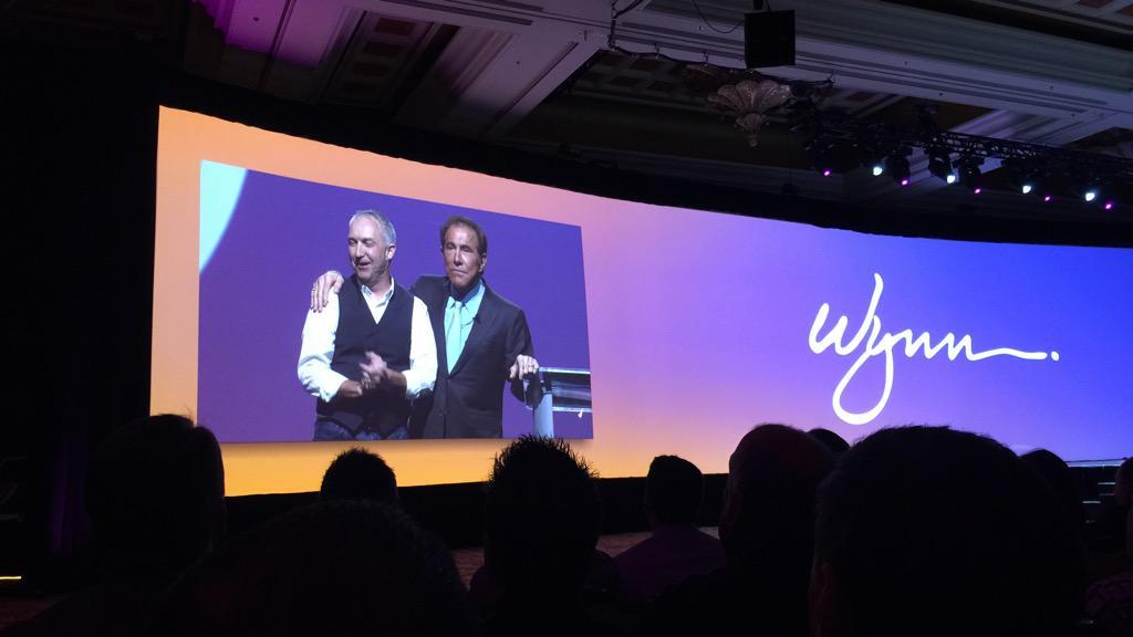 benmarks: I'd work for Steve Wynn. #ImagineCommerce http://t.co/F0H81T86Lu