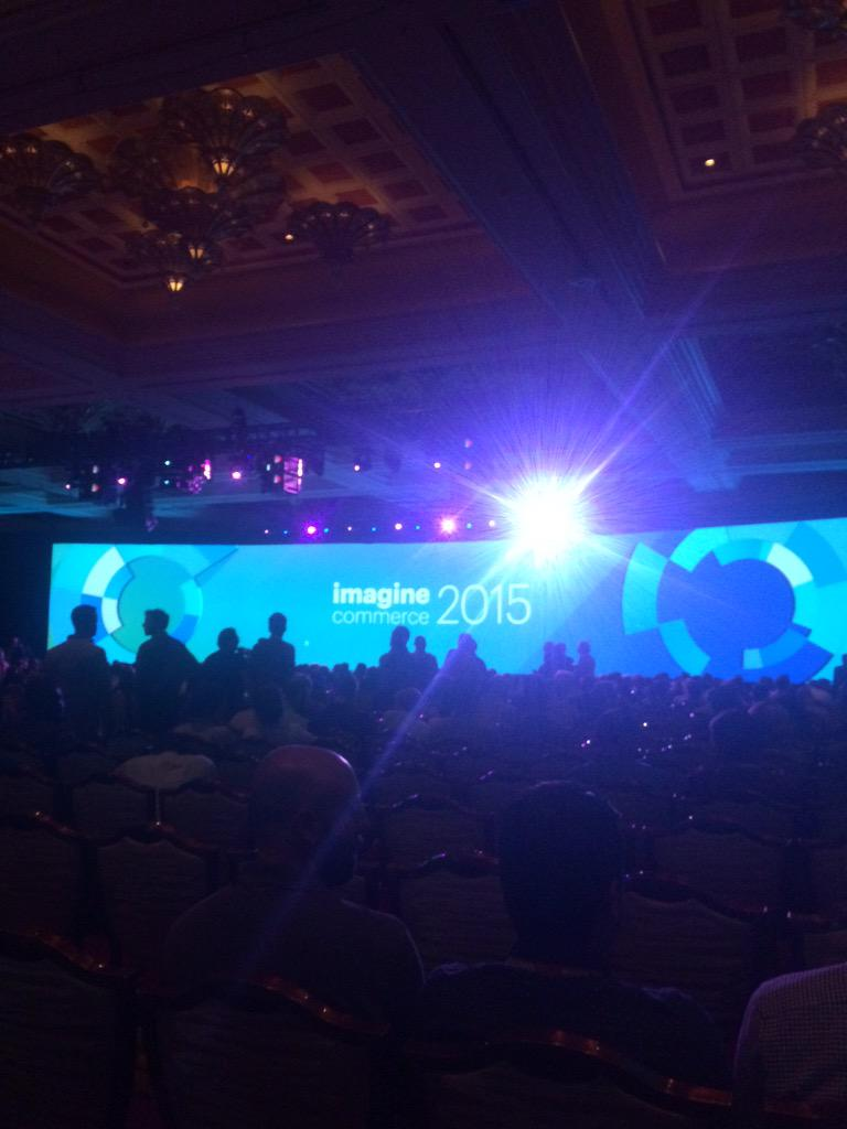 MattDavidSumner: That's a serious #screen #MagentoImagine #magentocommerce http://t.co/9qouw3b2AE