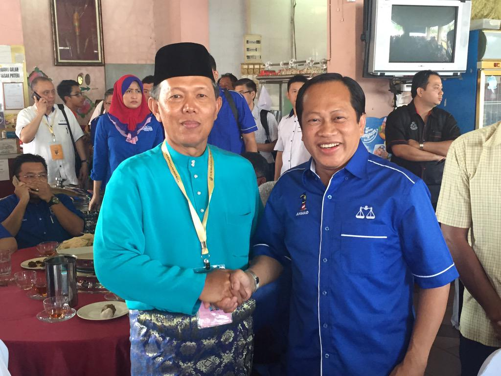 Image result for Hasan Arifin, BN's MP for Rompin