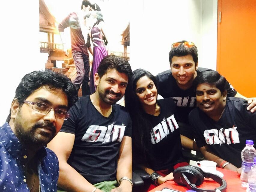 Vaa songs launched in Suryan Fm