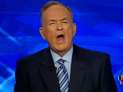 Bill O'Reilly accused of physically assaulting his wife