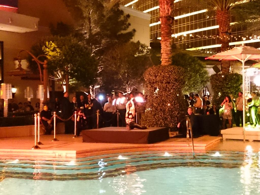 magento_rich: The night is on fire! #ImagineCommerce @magento http://t.co/d0JhiLHmBb