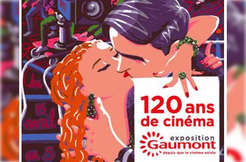 RT @Citazine #Expo gratuite : #Gaumont fête les 120 ans du #cinema au @CENTQUATRE -> http://t.co/rlEW5OCt3A