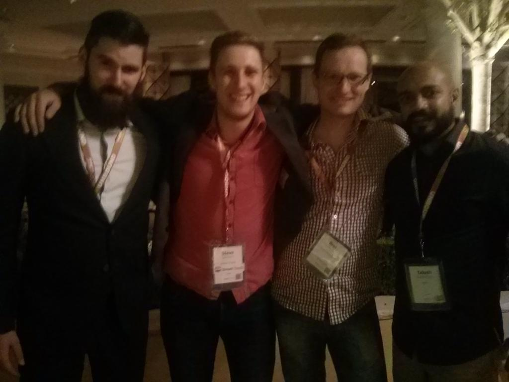 sherrierohde: Check out this good looking #realmagento crew! #imaginecommerce http://t.co/ISjZyTGWvN
