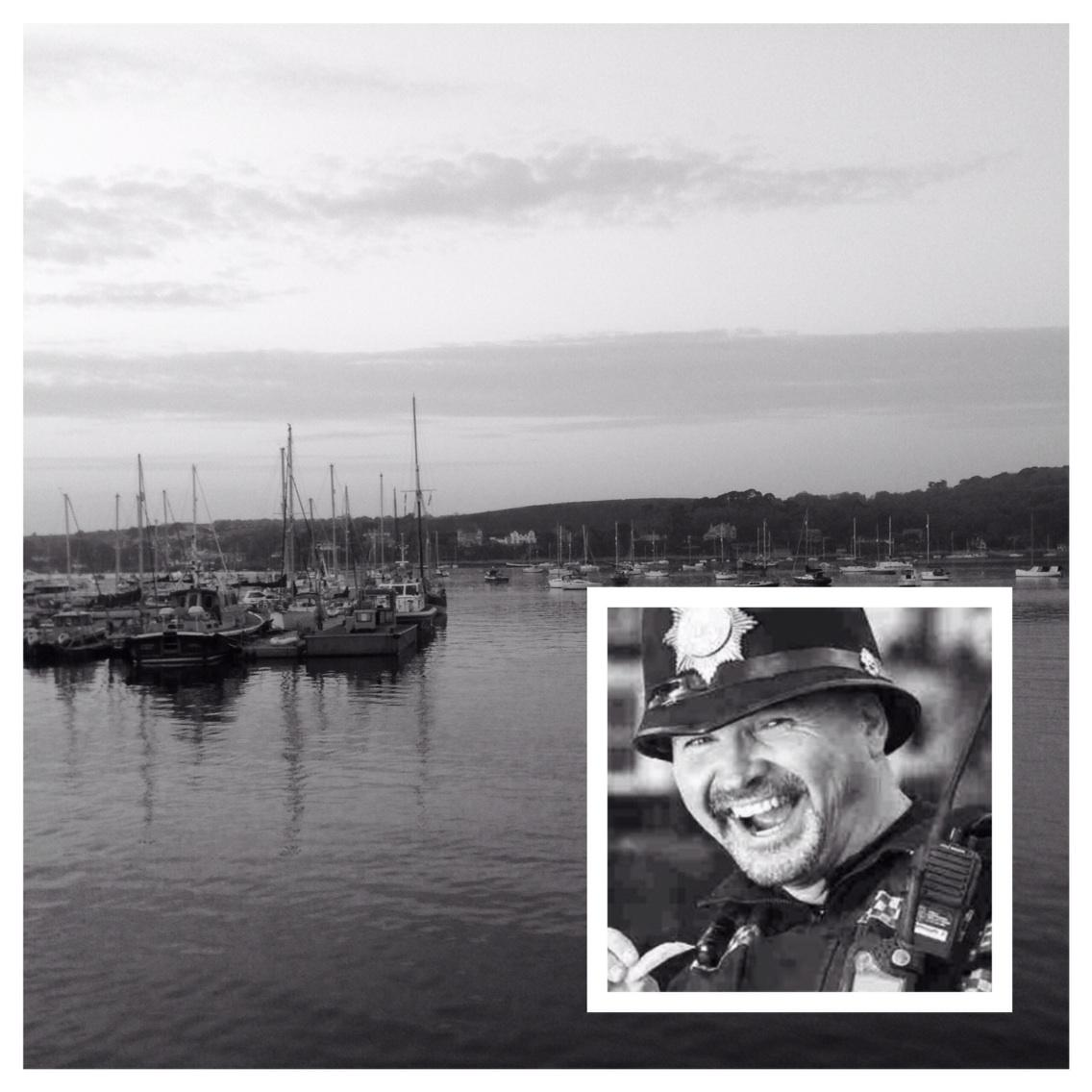 Falmouth remembers their local bobby Andy Hocking: 'he was the epitome of community policing' #r4today