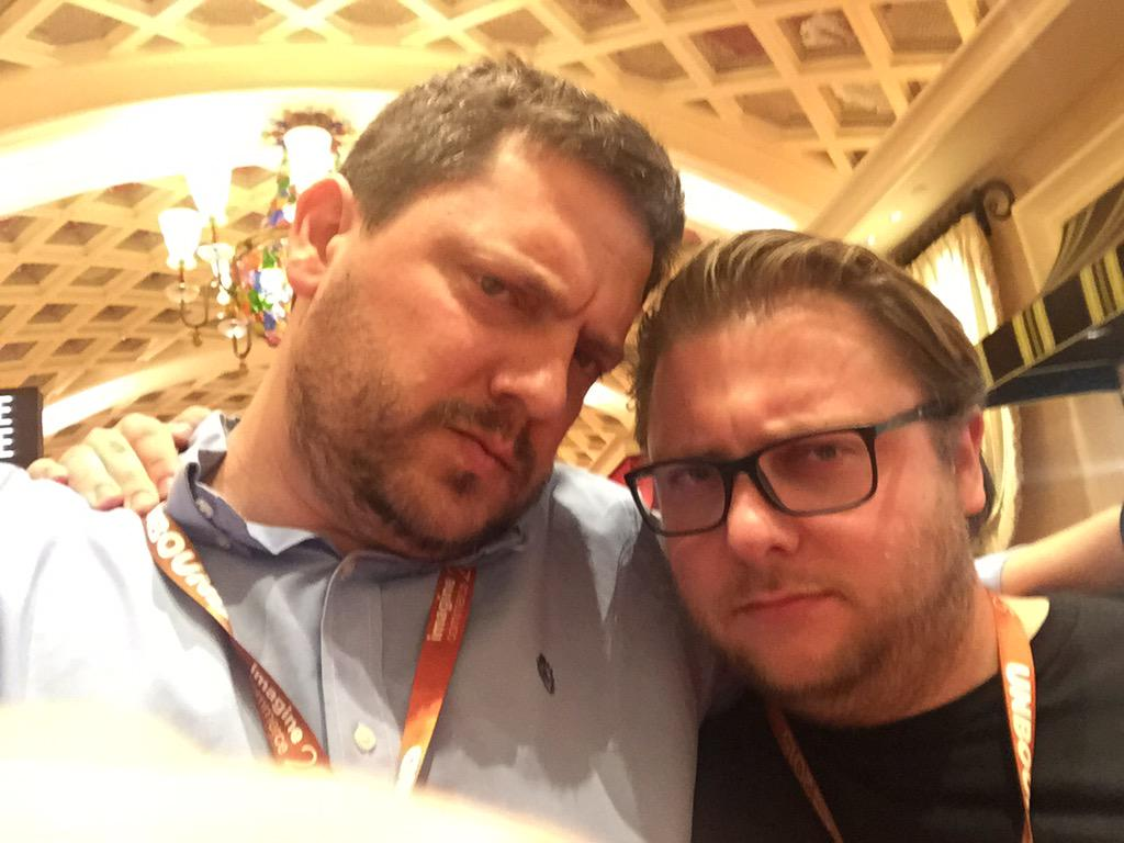 ignacioriesco: Today is @PeterJaap 's birthday. Say happy birthday to him!!! #imaginecommerce http://t.co/D2Bs0sNI7K