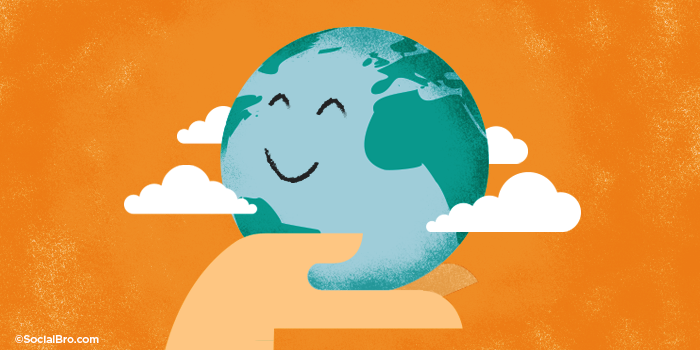 Today is #EarthDay2015! Are you doing your part to make Mother Nature smile? http://t.co/2E6kTwOSe5
