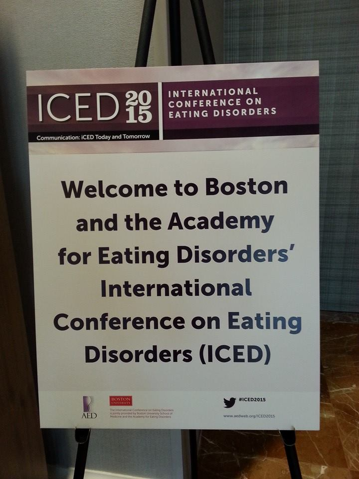 The signs are out! It's official - welcome to #Boston for #ICED2015! Registration opens @ 11 am today. See you there! http://t.co/EN9etBoOOm