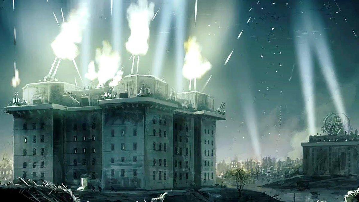 ドローンを規制するのではなく高射砲塔を建設する方向に持っていけばいいと思います pic.twitter.com/8IATXYZ1kU