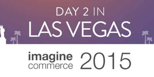 lucashamet: #MagentoImagine 2015 – Day 2 :  #omnichannel Day!  http://t.co/mthAWwK7r1 #ecommerce via @AgenceSOON http://t.co/G5kaQGbjax