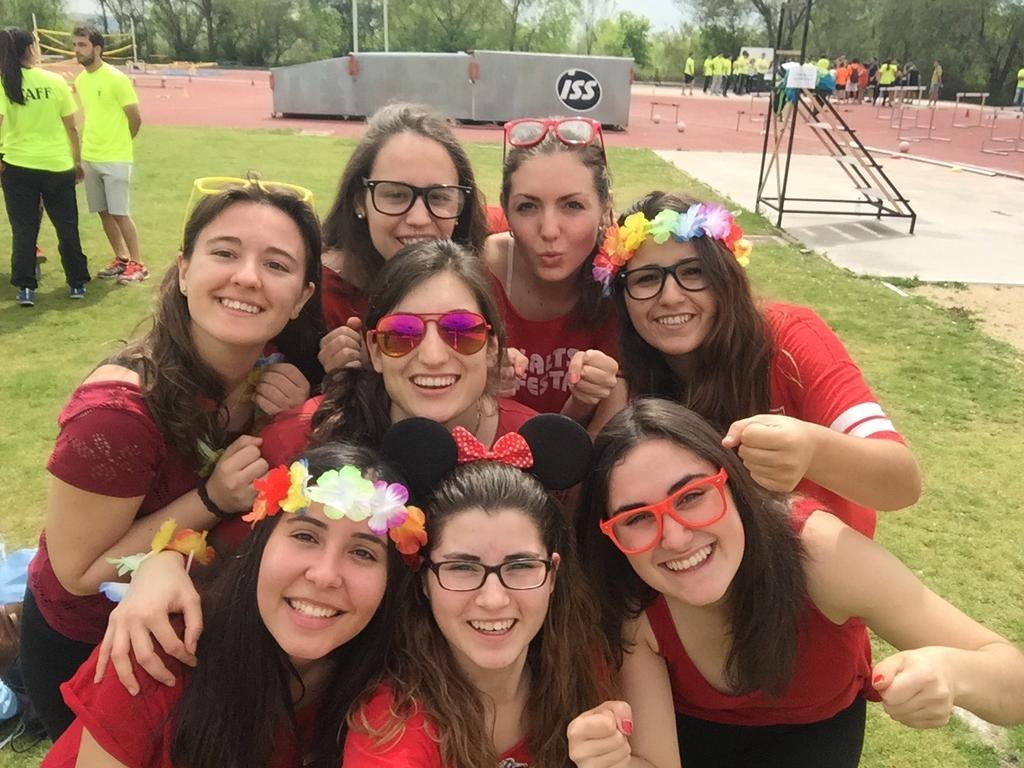 Vida universitària! #VJE2015 #Blanquerna #URL #EducacióInfantil http://t.co/elHZvgKZW3