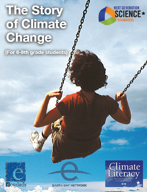 """HAPPY EARTHDAY!  View """"The Story of Climate Change"""" iTextbook PDF for Middle School students http://t.co/HQ4hXZjy8J http://t.co/FKJTtehASP"""