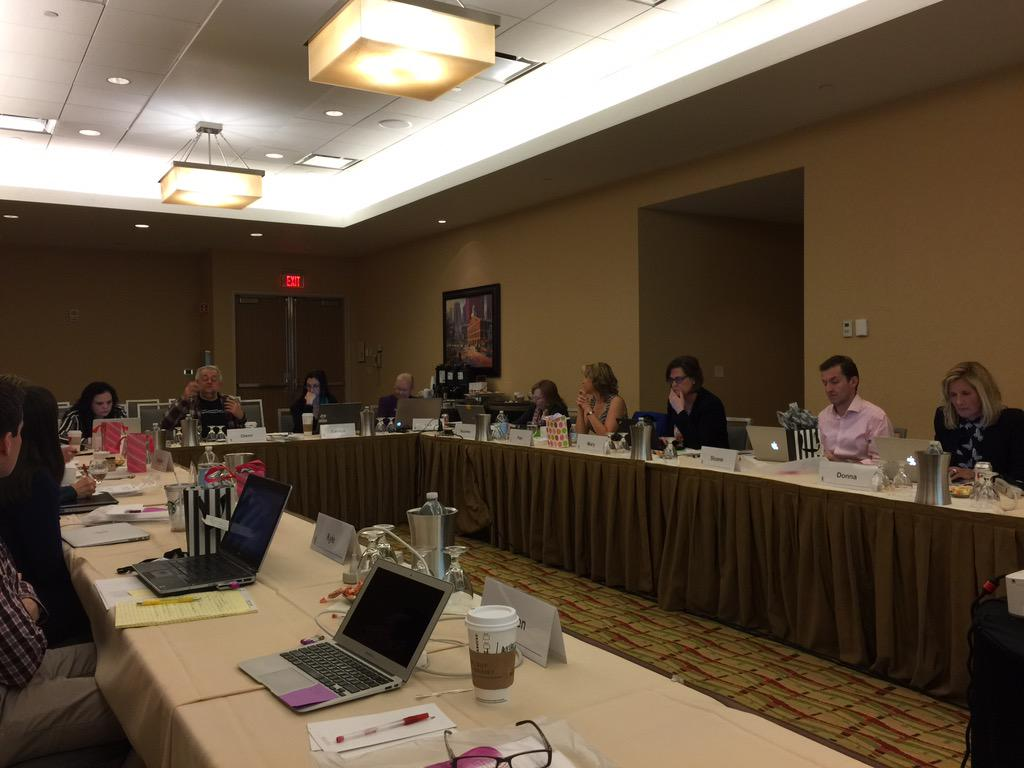 Annual board meeting is underway in #Boston prior to #ICED2015 http://t.co/d2JgXCdqLO