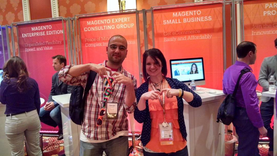 barbanet: Finally! @sherrierohde #ImagineCommerce http://t.co/htyU6CfFQg